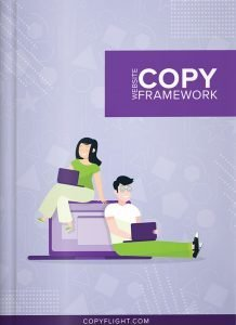 Website copy framework